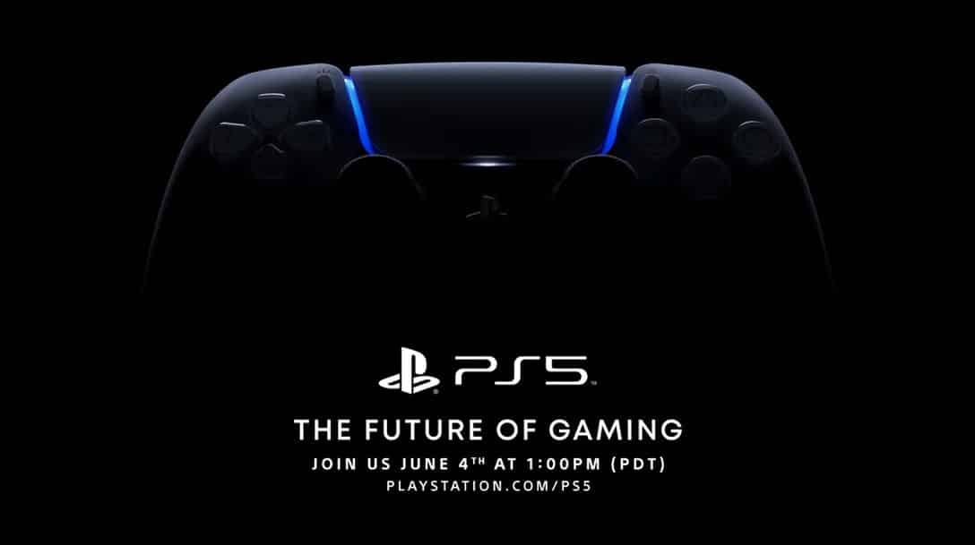 Sony PS5 PlayStation 5 Future of Gaming Event