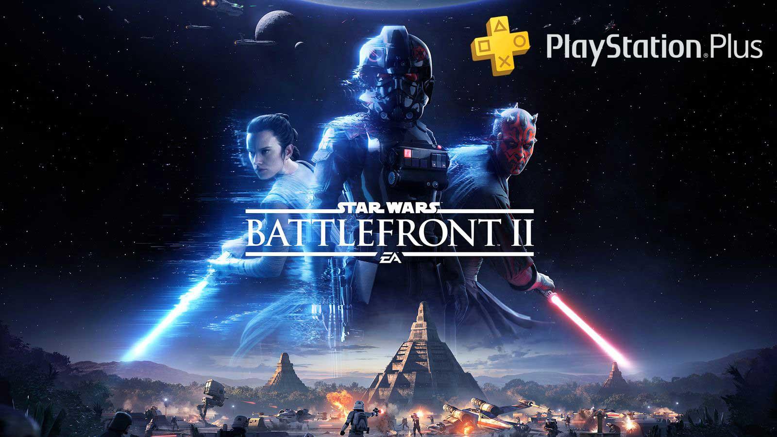 PlayStation Plus June 2020 Star Wars Battlefront II