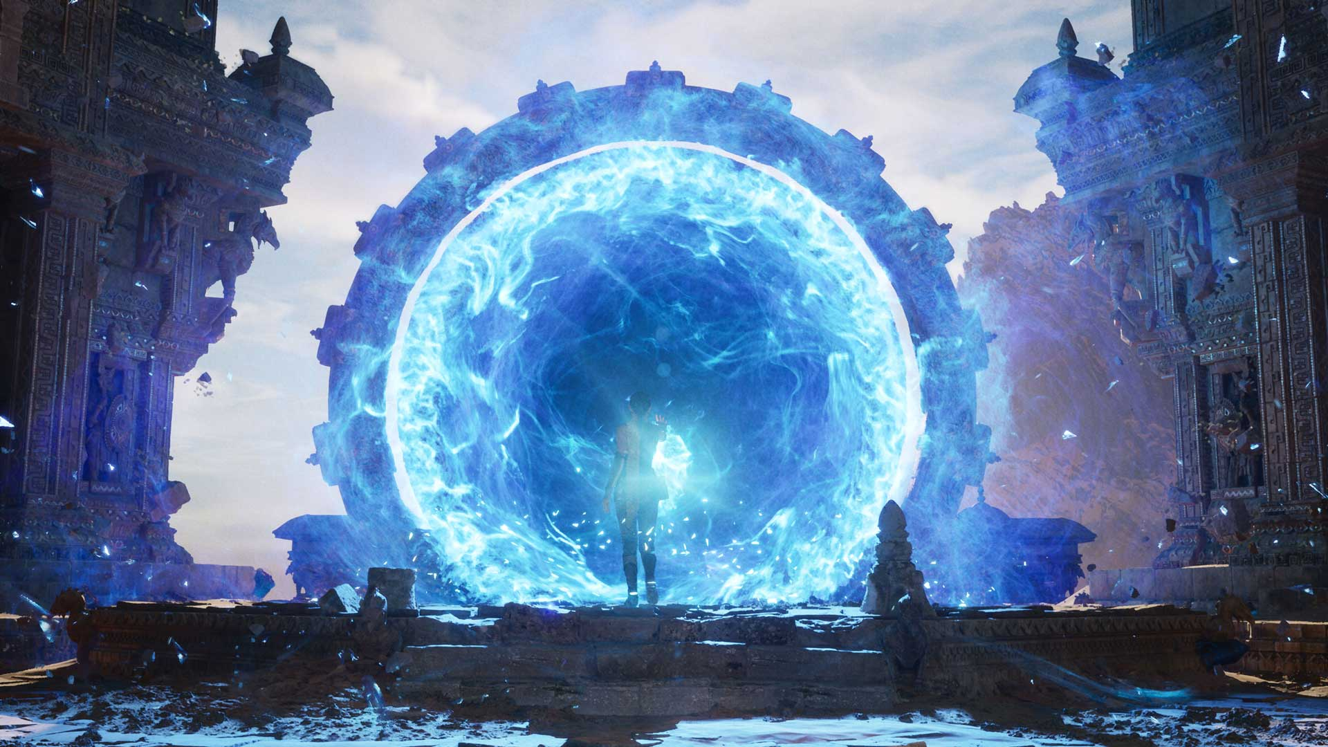 Unreal Engine 5 PS5 Xbox Series X