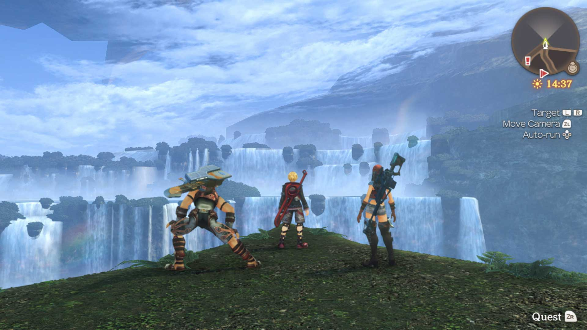 Xenoblade Chronicles Definitive Edition Review