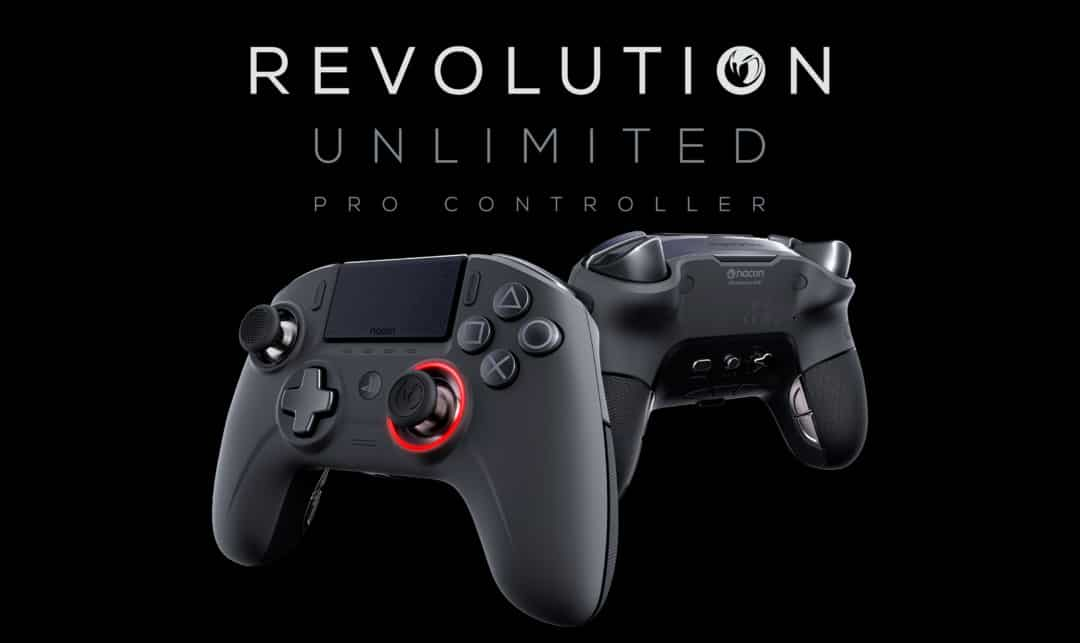 Nacon Pro Revolution Controller Unlimited