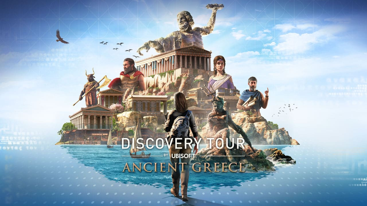 Assassins Creed Discovery Tour: Ancient Greece