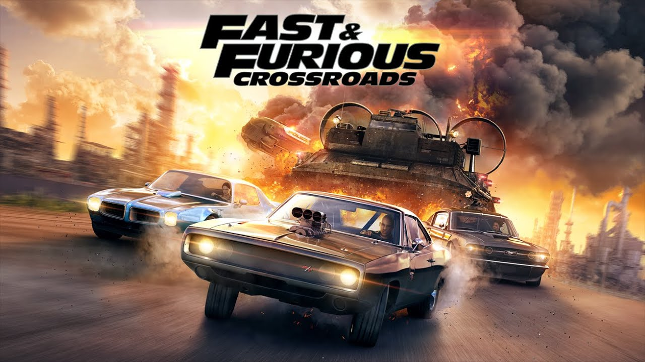First Fast & Furious Crossroads Gameplay Revealed