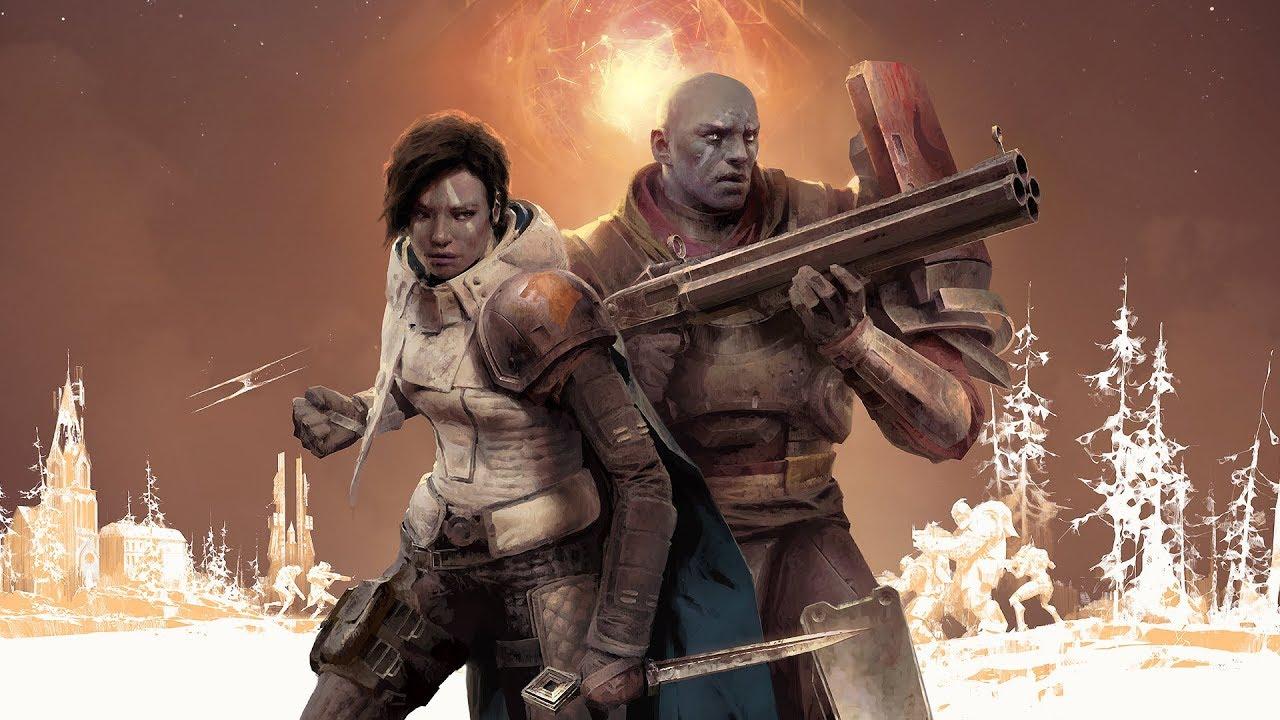 Destiny 2 PS5 Xbox Series X Next-Gen