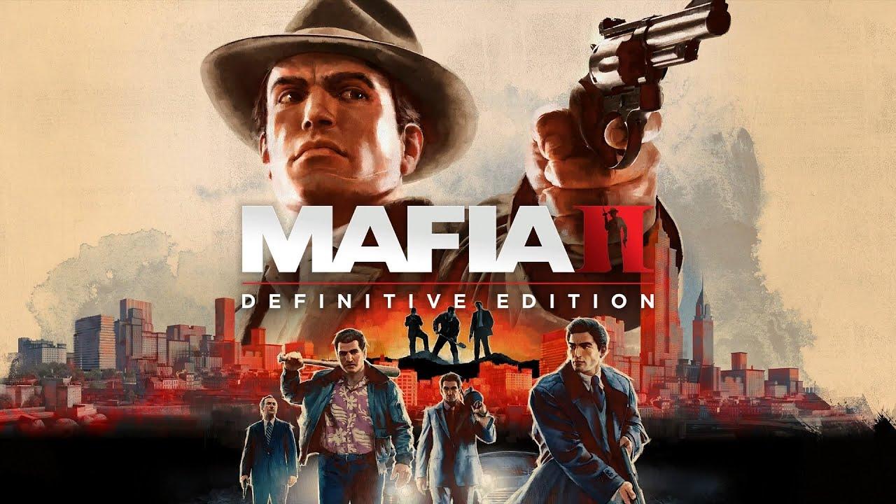 Mafia 2 3 Definitive Edition Trilogy