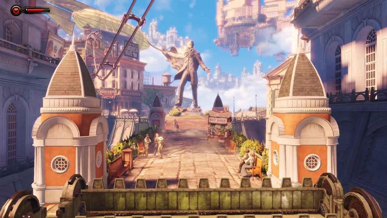BioShock: The Collection Bioshock open-world Nintendo Switch Review Bioshock PS5 Bioshock 4