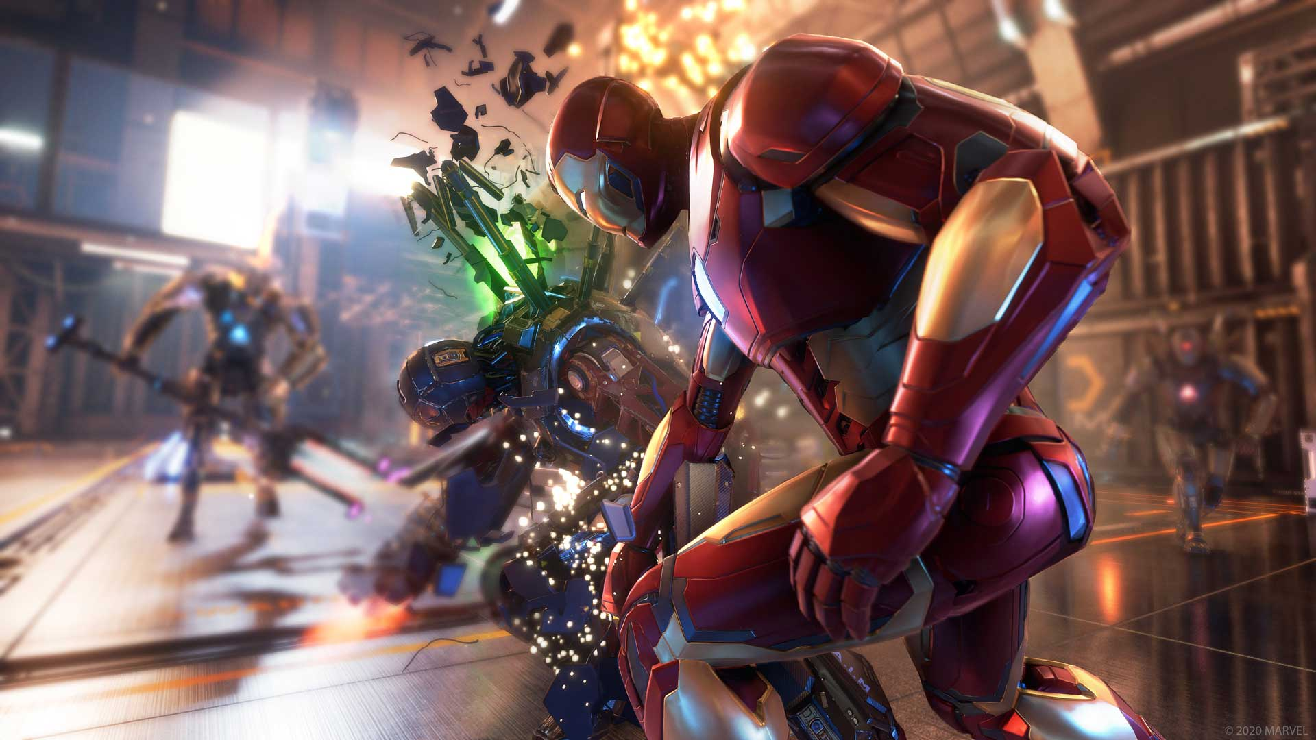 Marvel's Avengers XP PS4 PS5 Exclusive PlayStation
