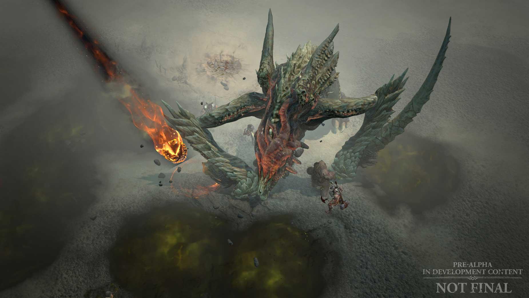 Diablo 4 IV Blizzard