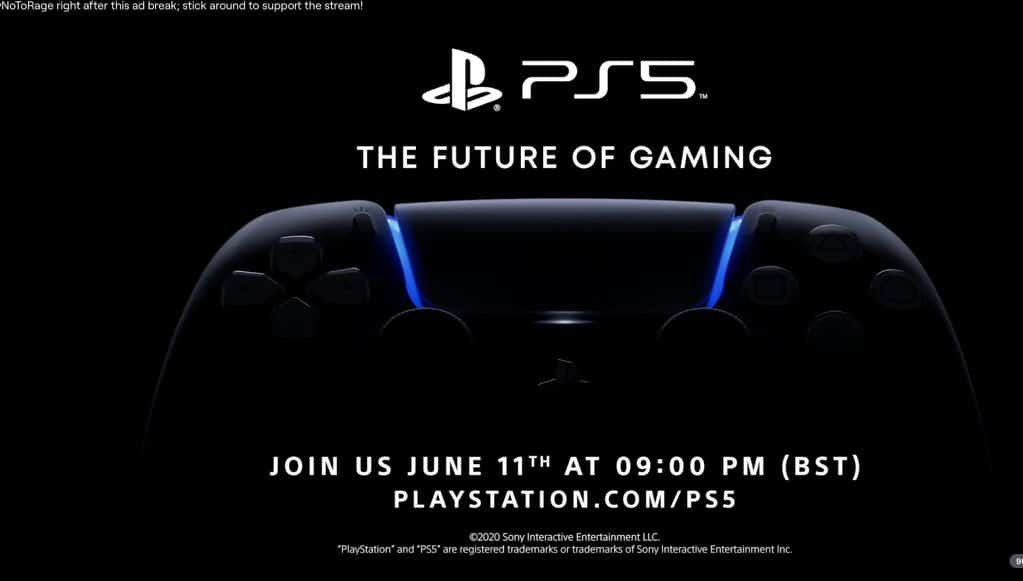 PS5 Future of Gaming June Event