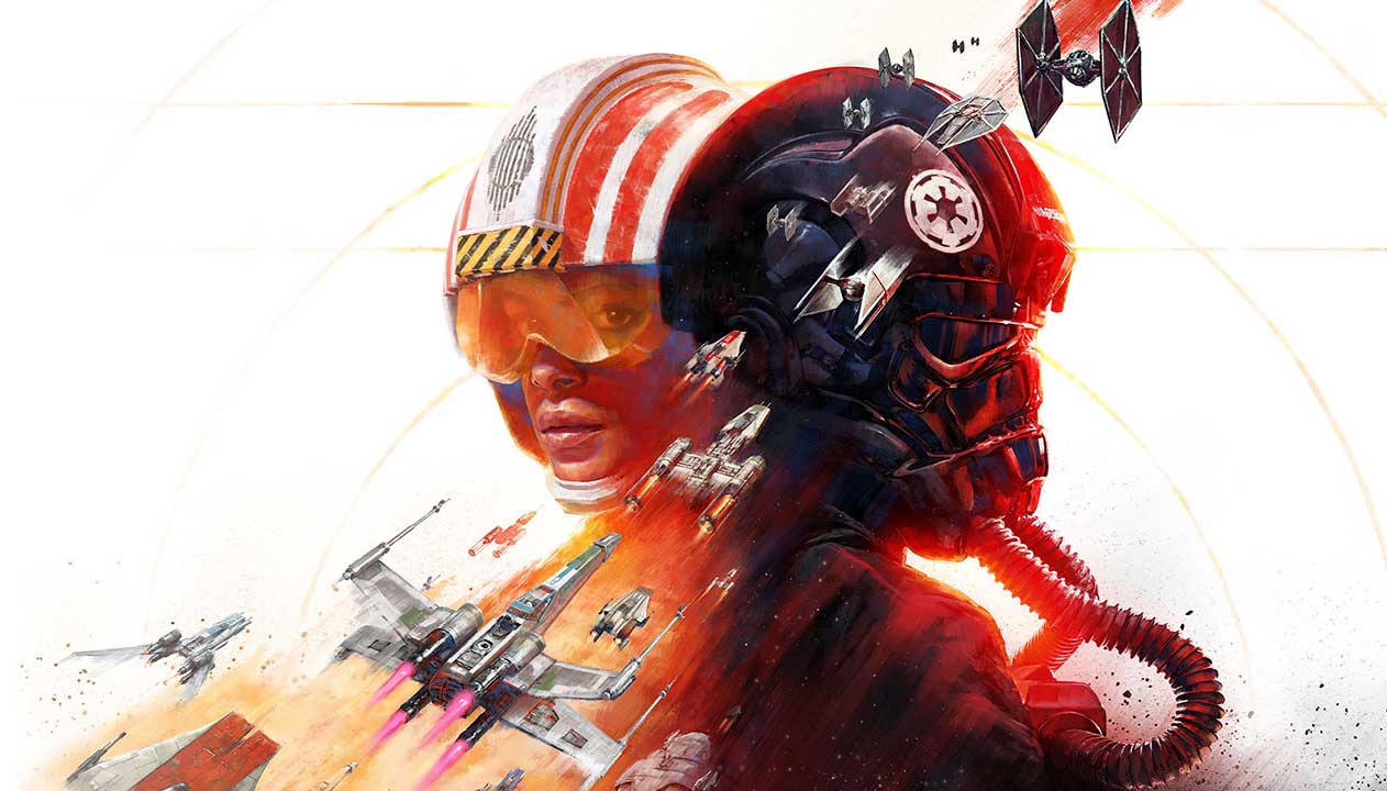 Xbox Game Pass EA Games Star Wars: Squadrons