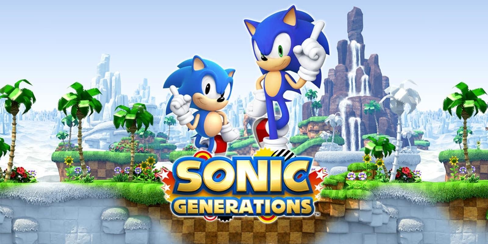 Sonic Generations Steam
