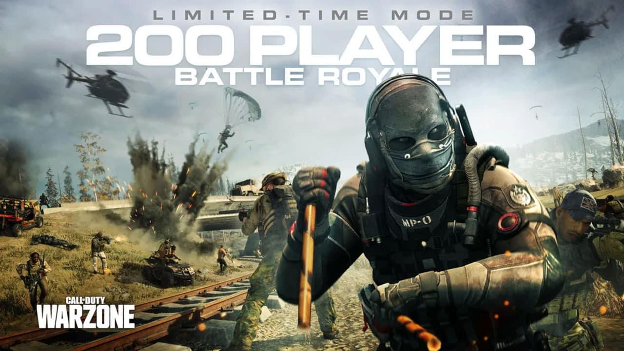 Call of Duty Modern Warfare Warzone Season Four Reloaded