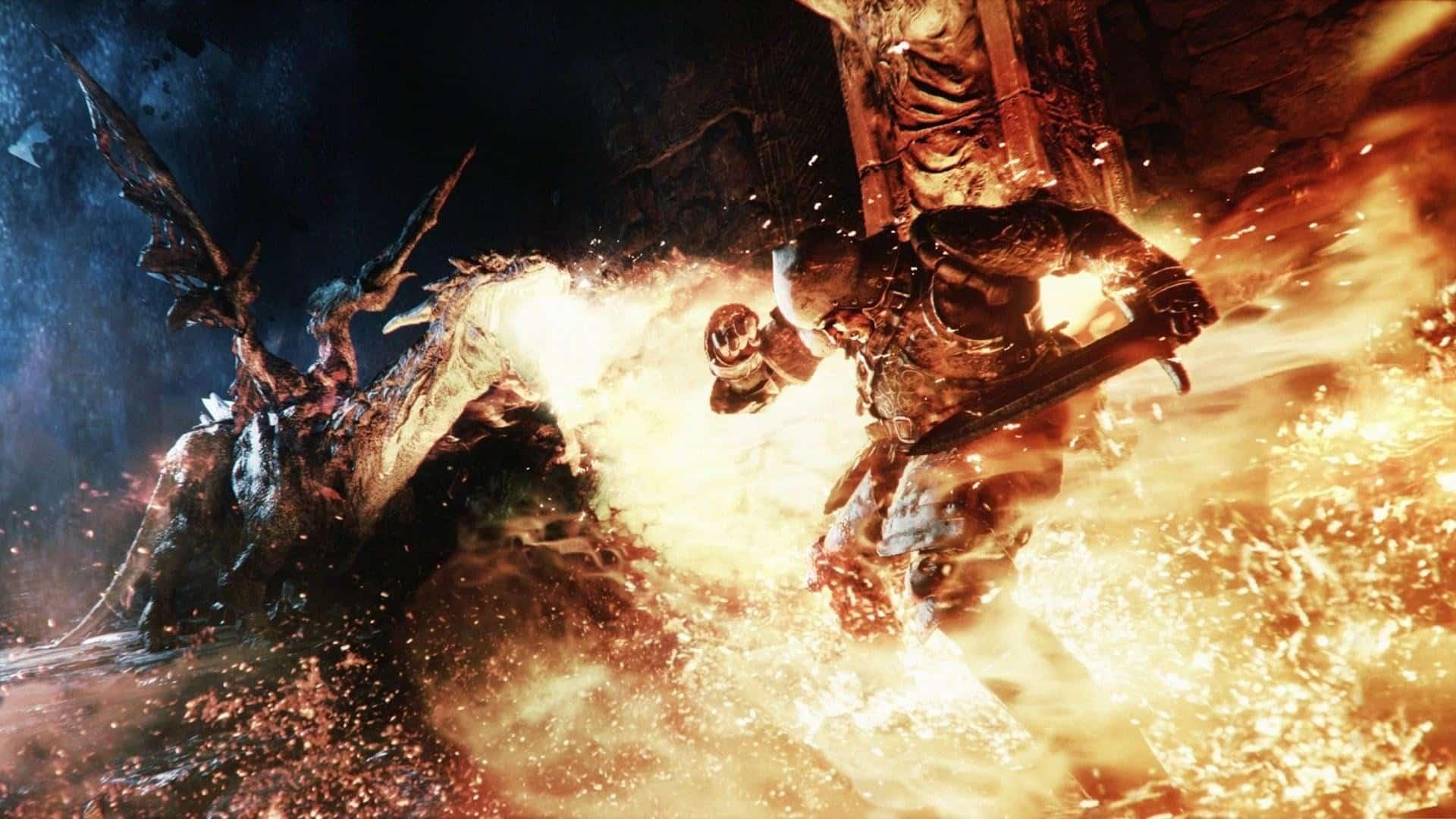Deep Down PS5 PS4 Capcom