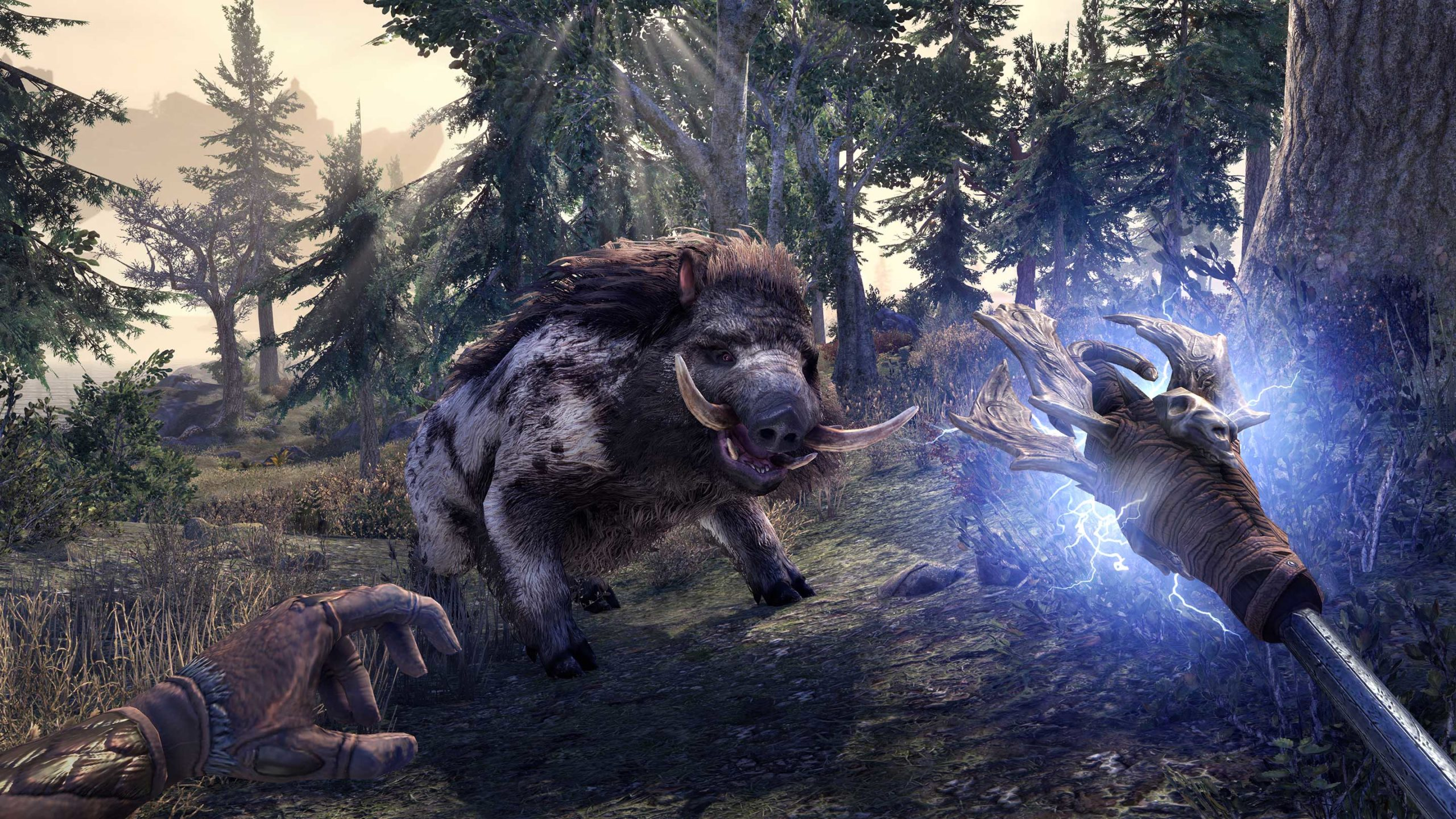 The Elder Scrolls Online: Greymoor Review