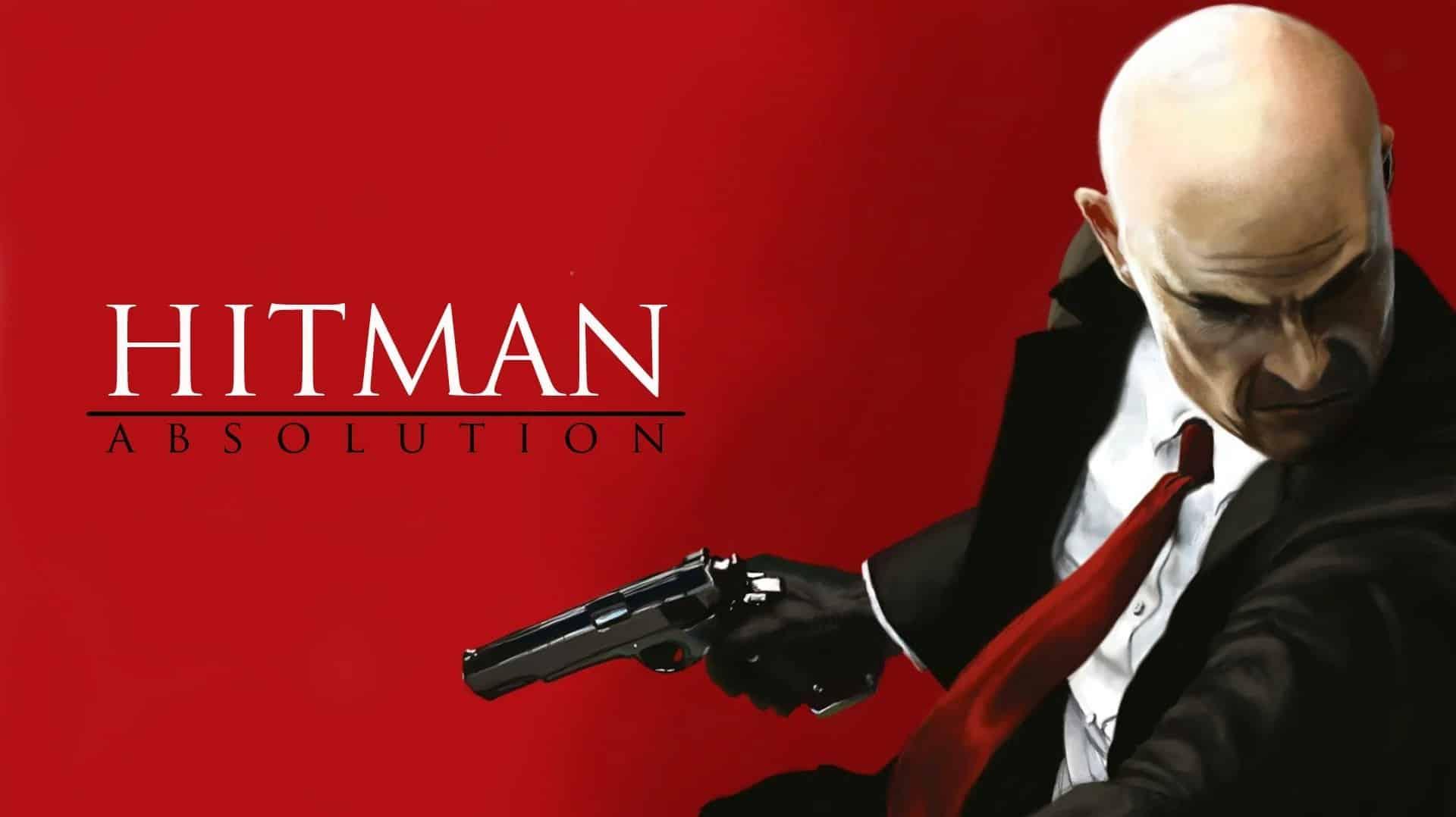 Free Games Hitman Absolution