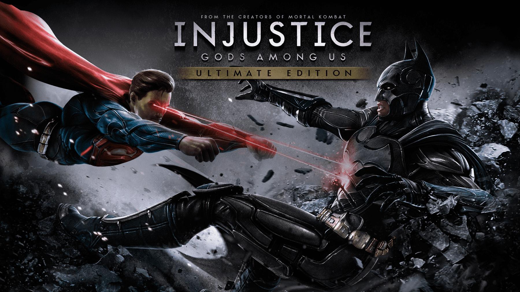Free Games Injustice: Gods Among Us