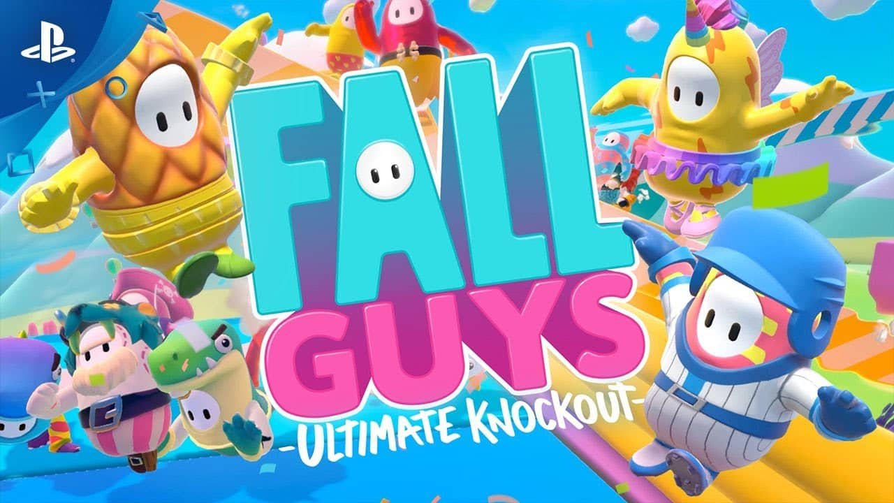 Fall Guys: Ultimate Knockout Takeshi's Castle PlayStation Plus