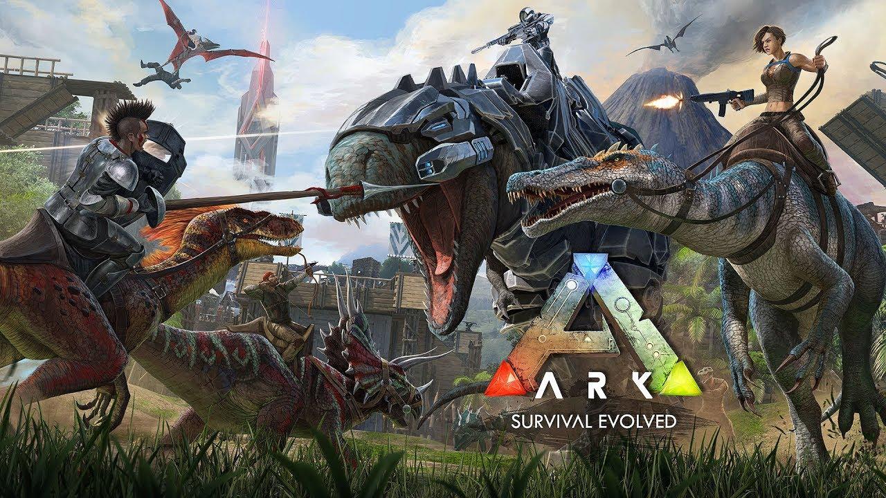 Free Games Ark: Survival Evolved Samurai Shodown Epic Games Store