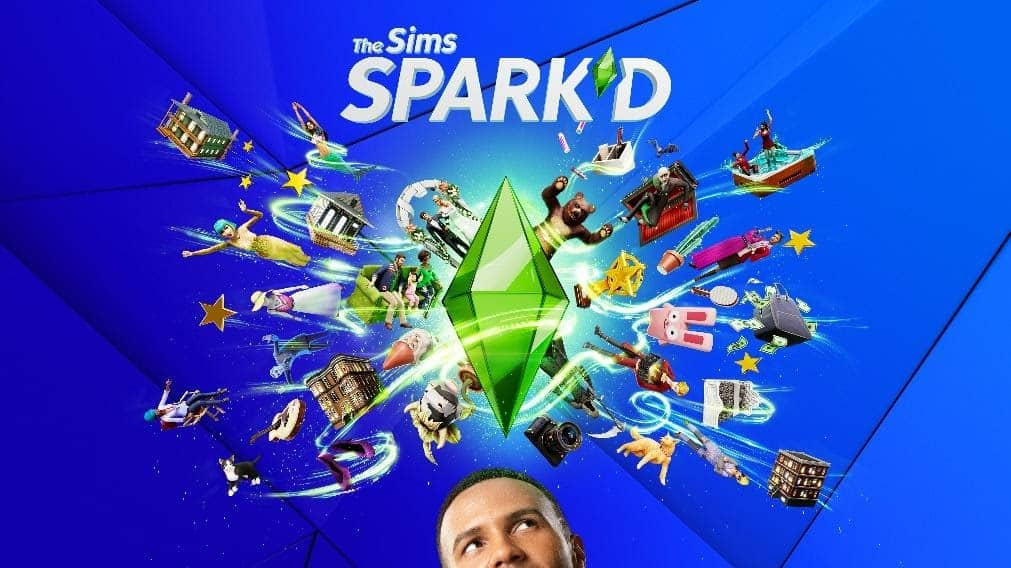 The Sims Sparkd 4 EA Games TV Show