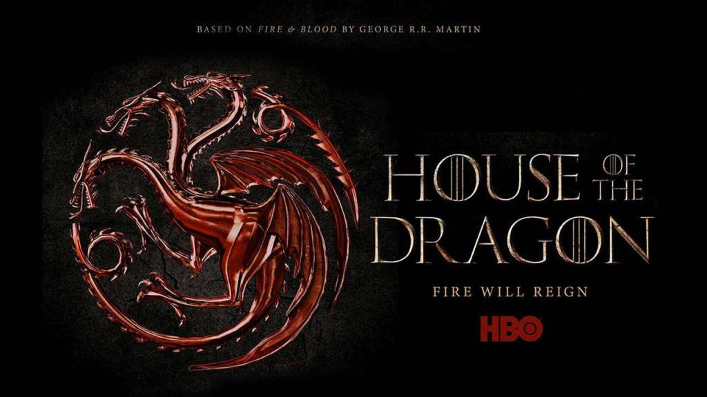 Game of Thrones House of Dragons HBO