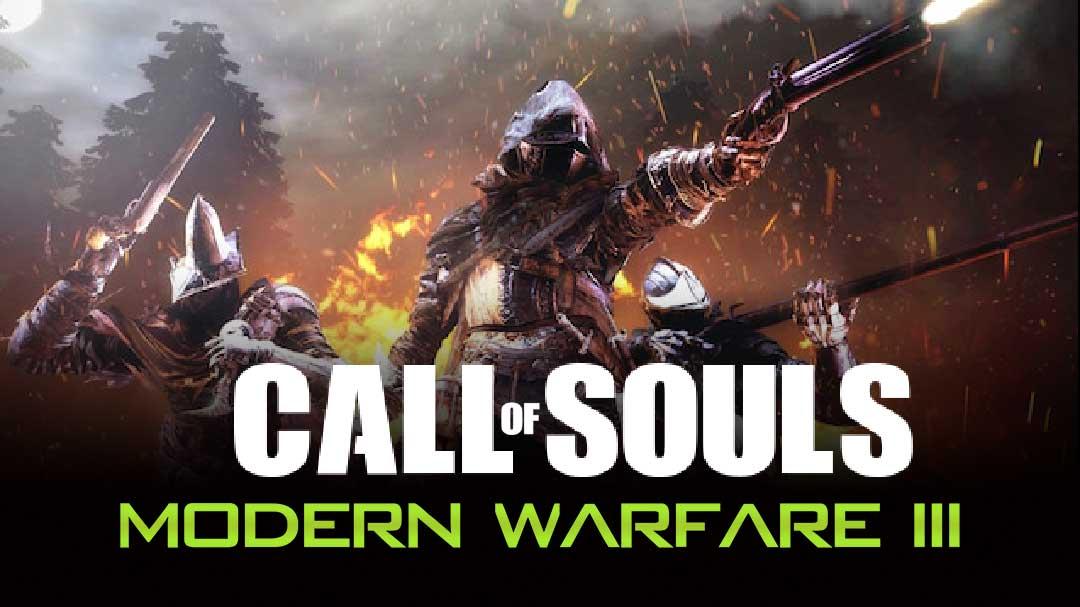 Dark Souls 3 Gun Assault Rifle Mod