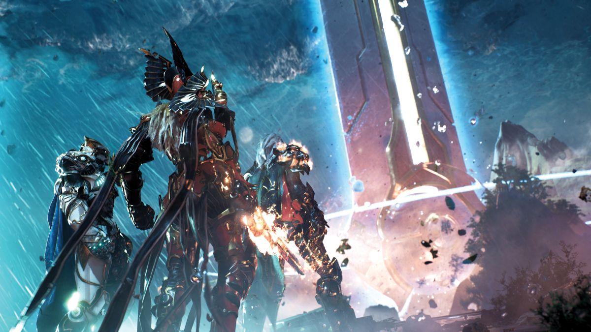 Godfall PS5 Counterplay Games Loot