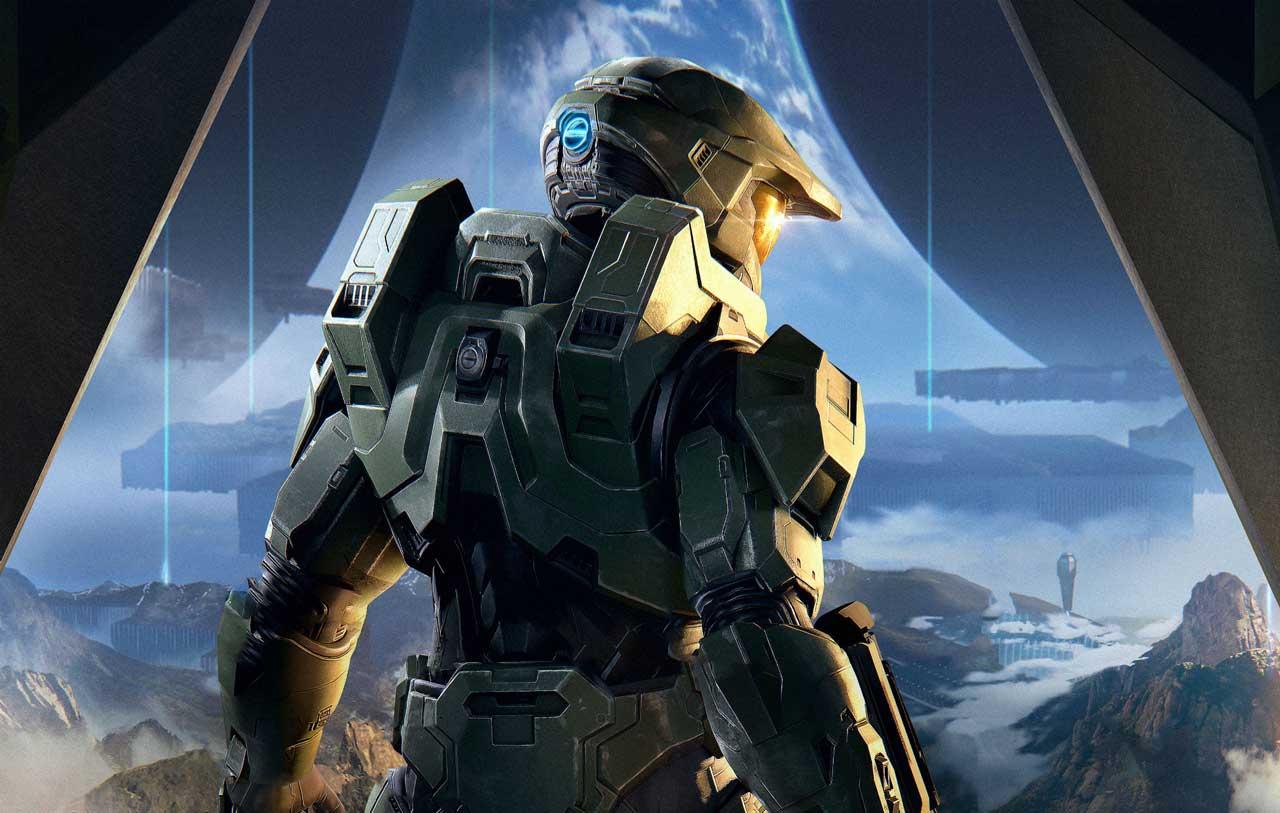 Halo Infinite Multiplayer Xbox Series X One 343 Industries Xbox Showcase