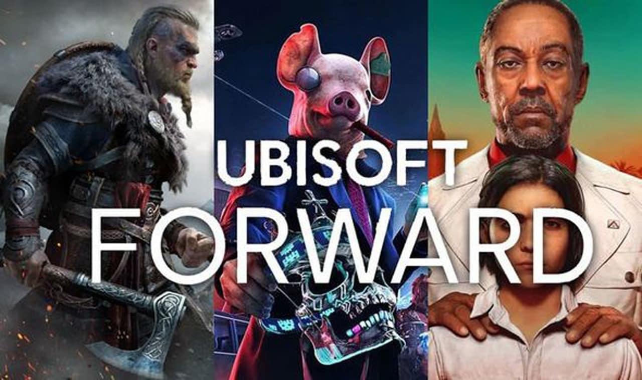 Watch Dogs Legion Ubisoft Forward Far Cry 6 Assassins Creed Valhalla