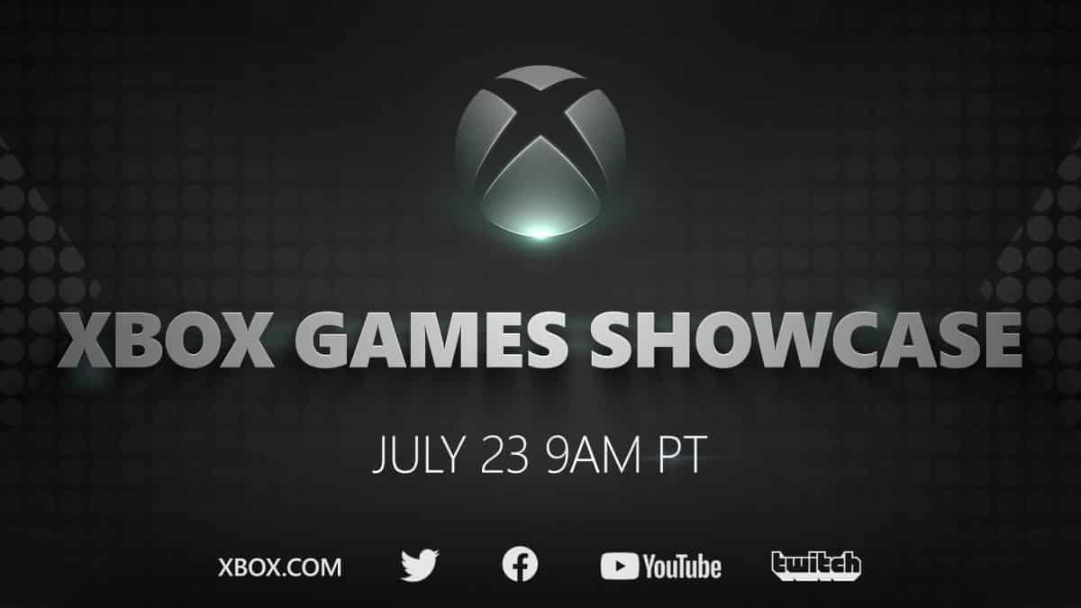 Xbox Series X Games Showcase One