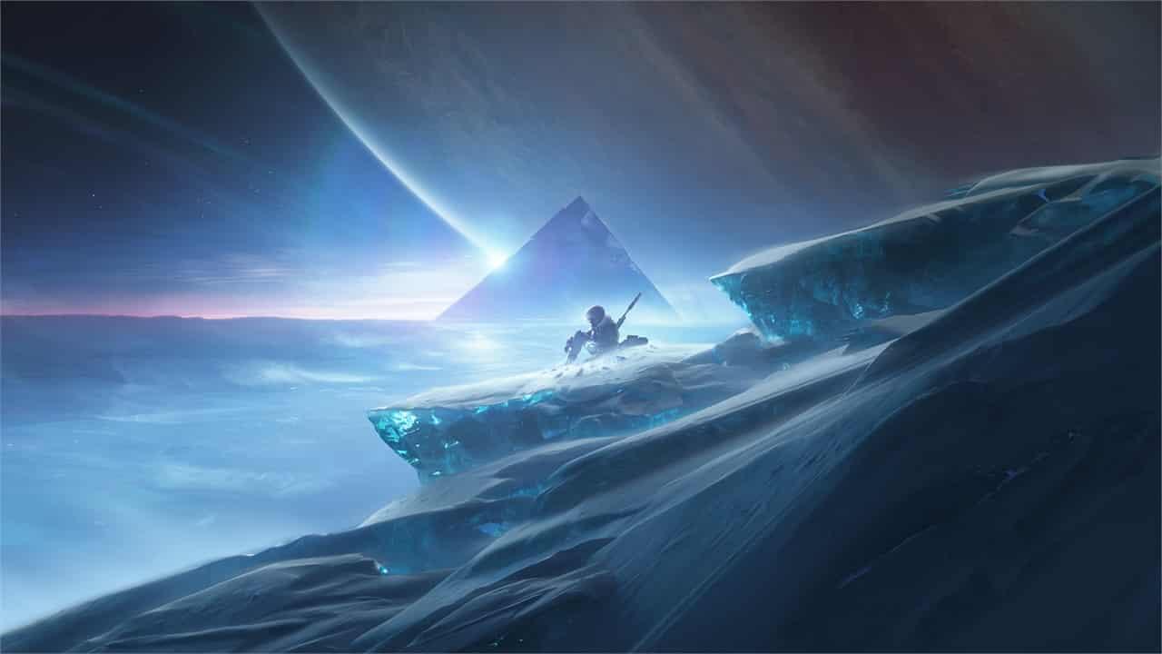 Destiny 2 Beyond Light Bungie Destiny 2 cross-lay