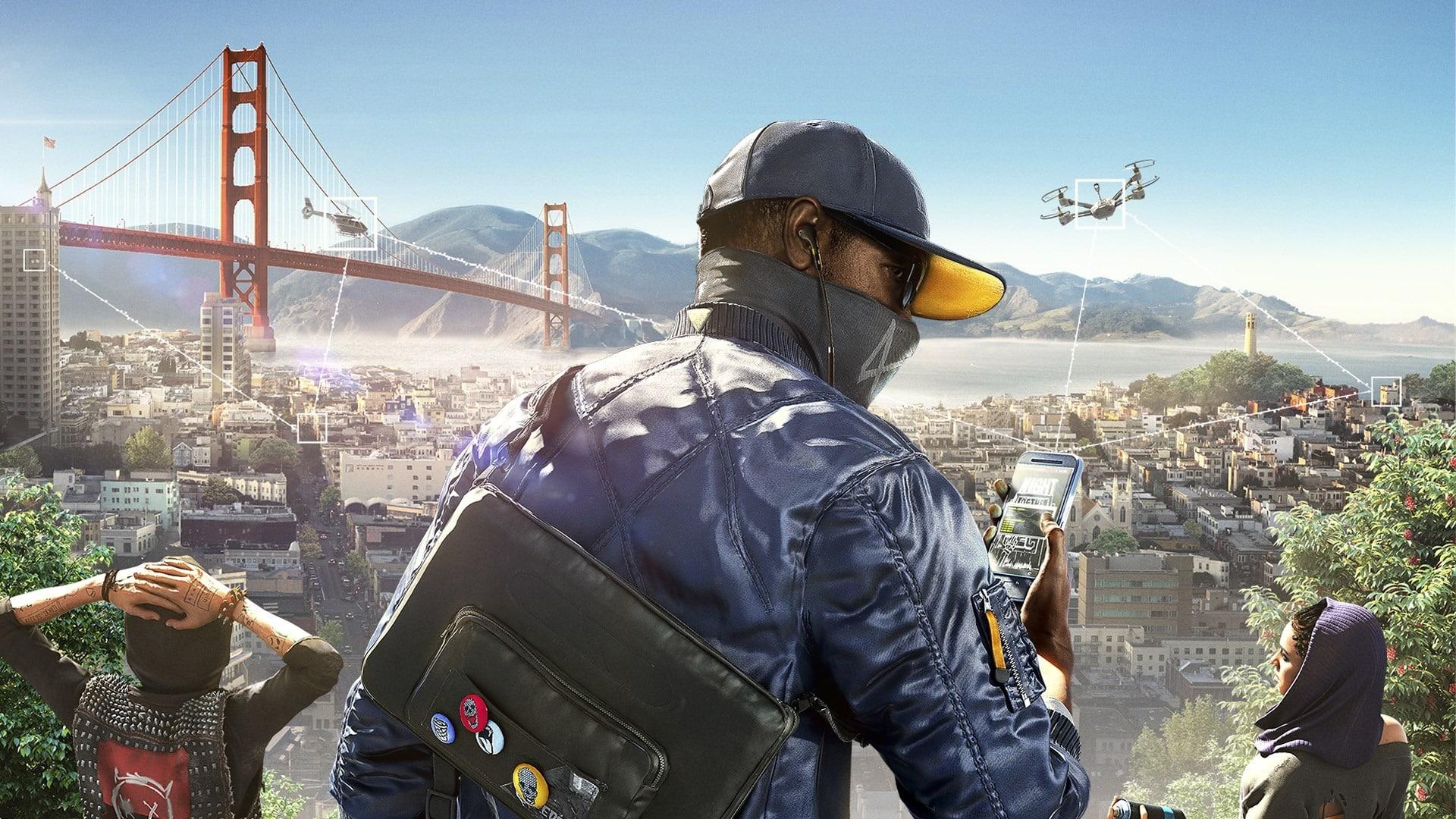 Watch Dogs 2 Ubisoft Foward