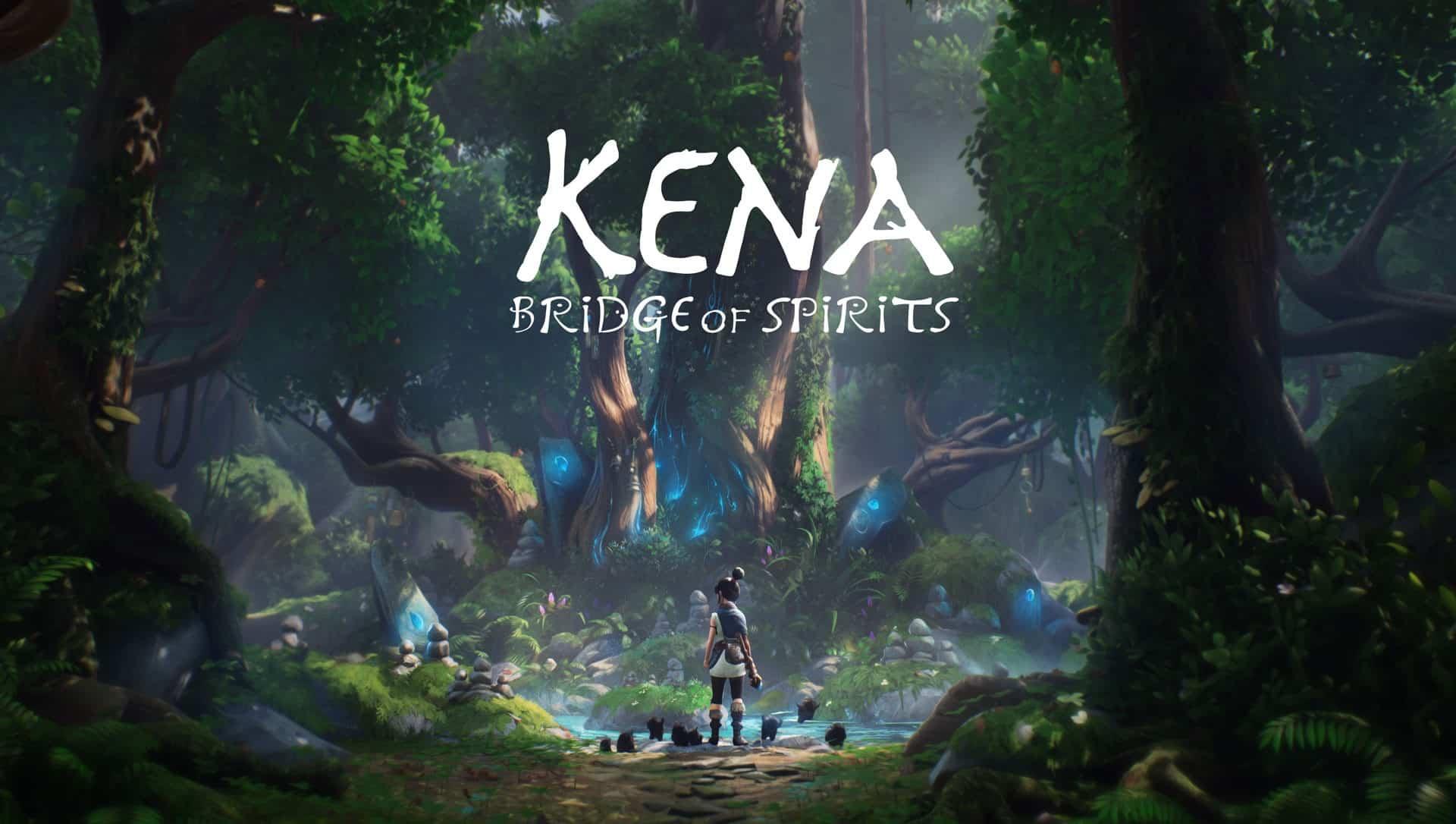Kena: Bridge of Spirits PS5 PS4
