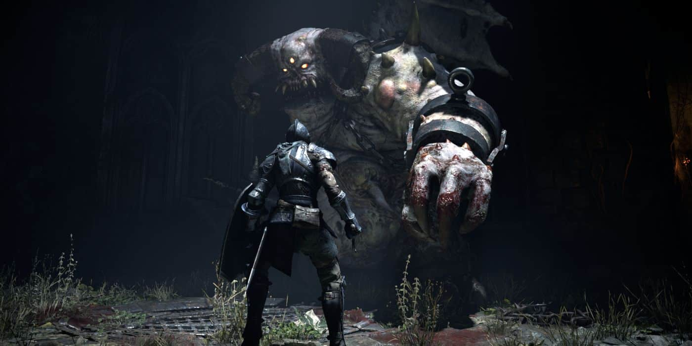 PS5 Demon's Souls Remake PS5