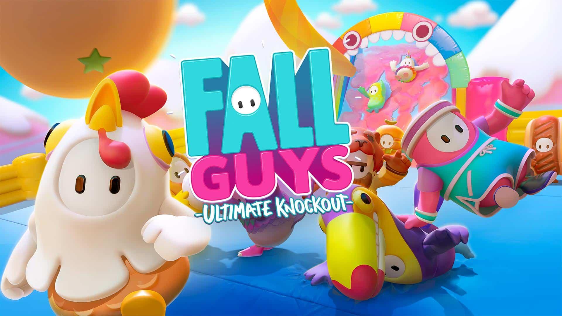 Fall Guys Cheater Island mobile Jump Showdown Trophy List Infallible