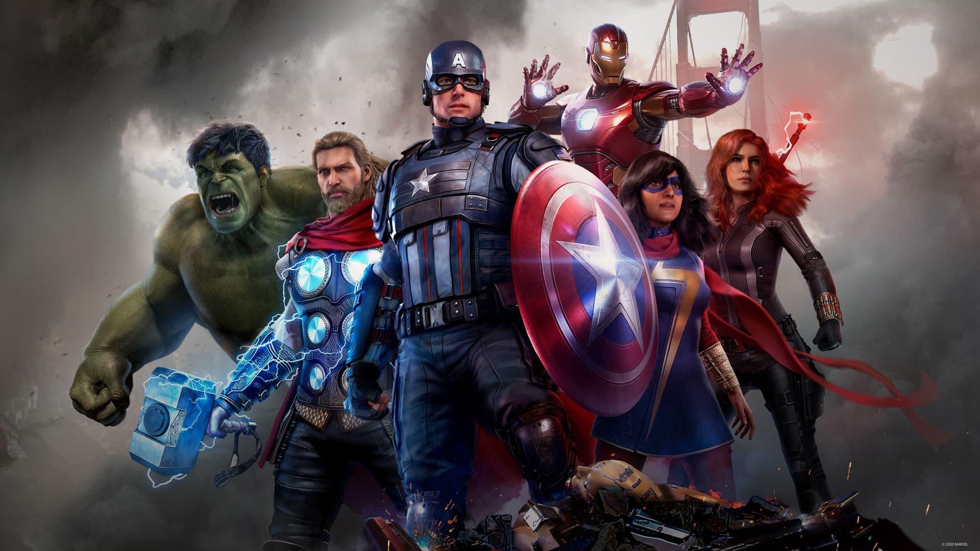 Marvels Avengers Beta PS4 Start Time