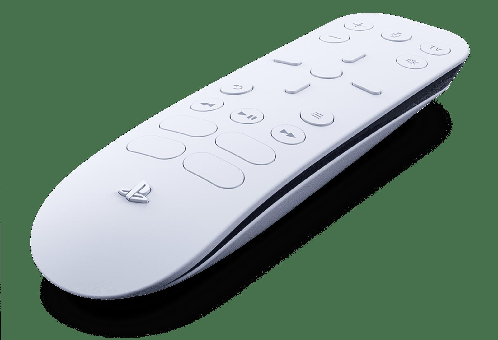 PS5 PlayStation 5 DualSense 3D Media Remote