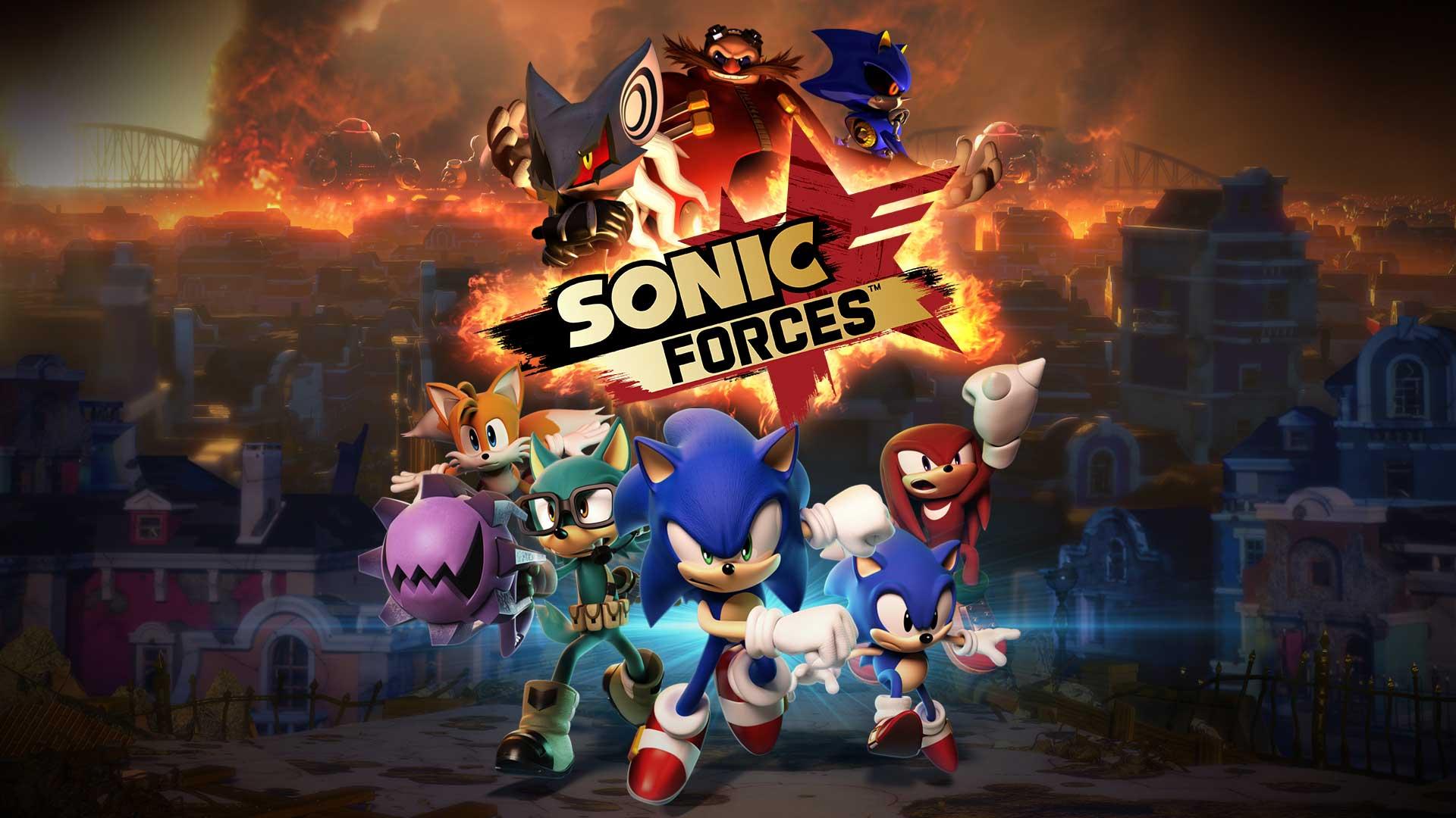 Sonic Forces 2 Next-Gen PS5 Xbox Series X Sega