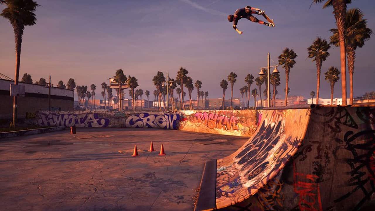 Tony Hawk's Pro Skater 1 + 2 Review