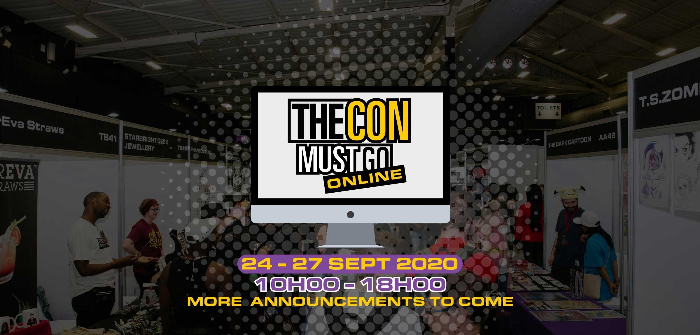 Comic Con Africa Online
