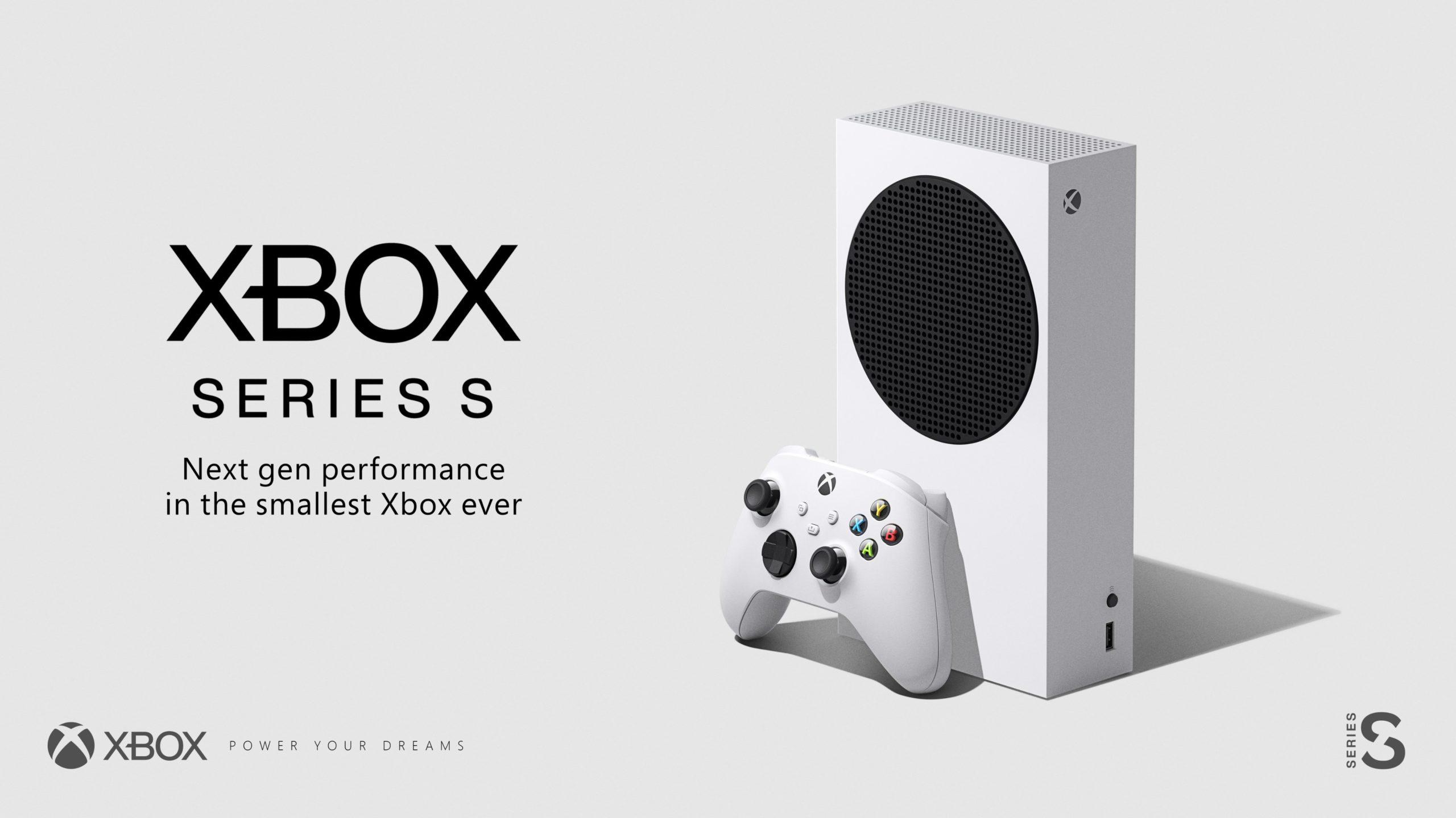 Xbox Series S X Microsoft Next-Gen