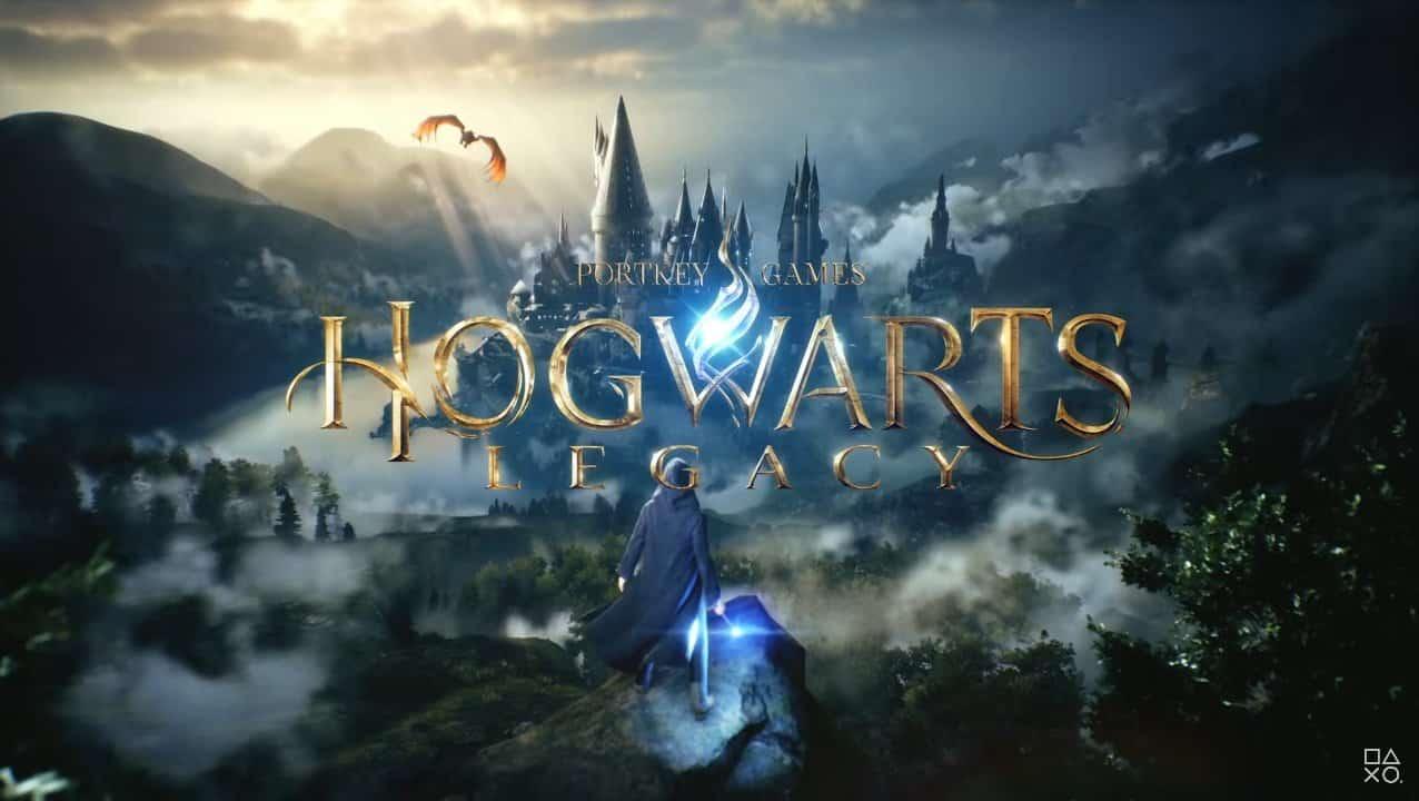 Harry Potter Hogwarts Legacy JK Rowling