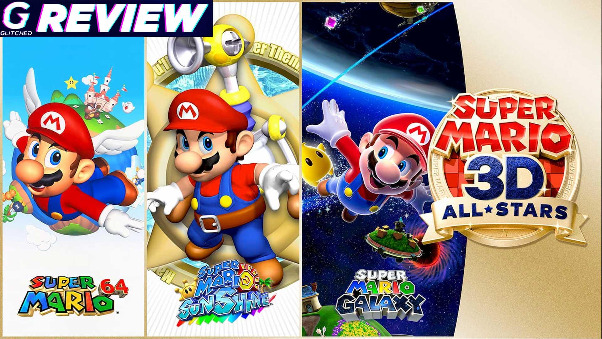 Super Mario 3D All-Stars Review