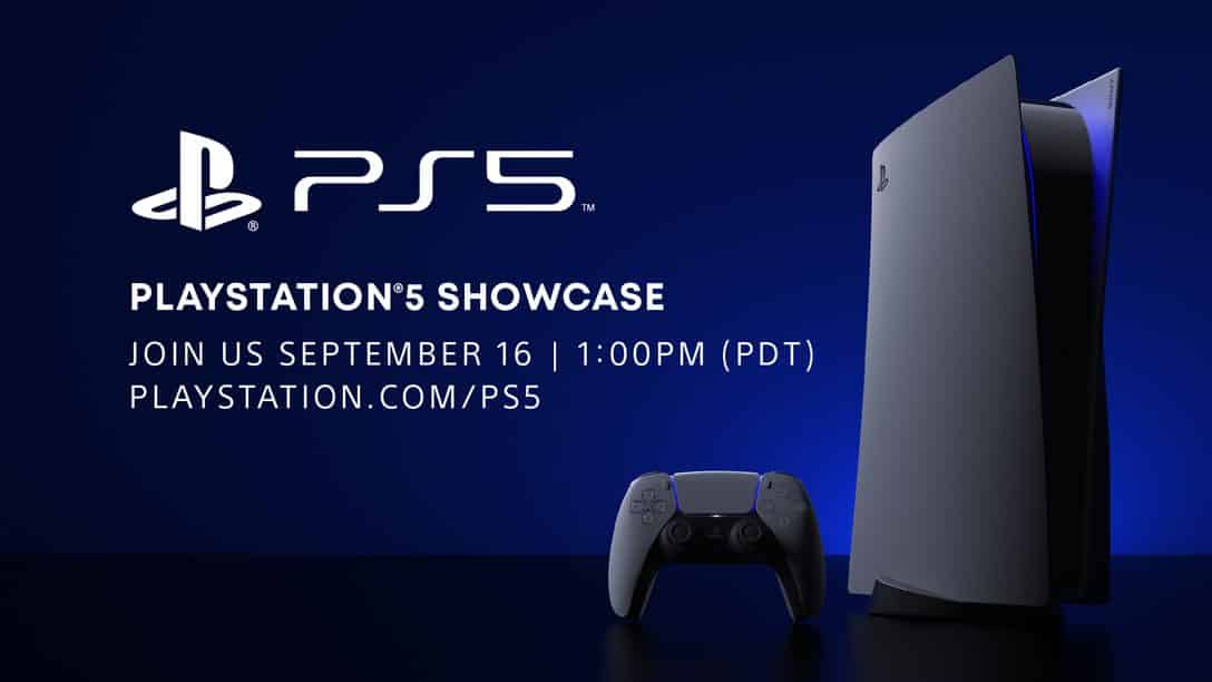 PS5 Showcase 16 September 2020 Price and release date