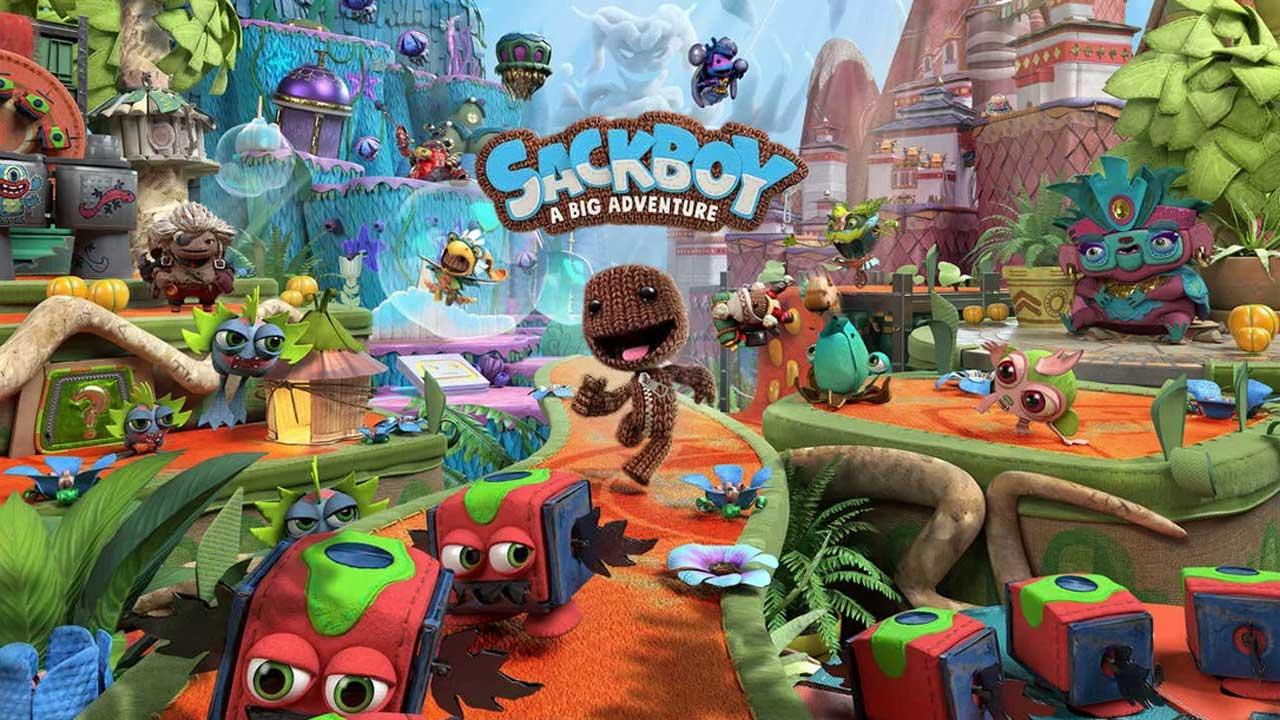 Koodoo Back to Work Sale PS5 Sackboy: A Big Adventure