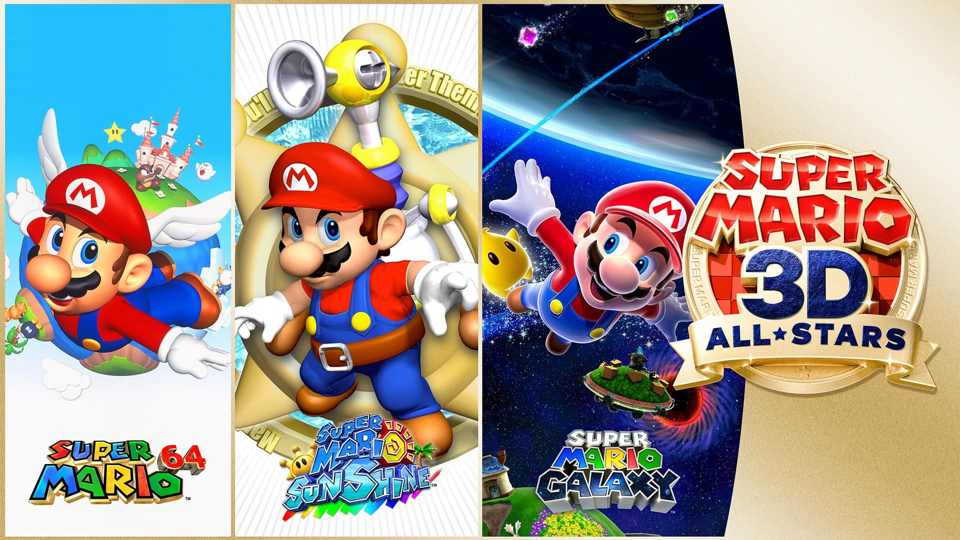 Super Mario 3D All-Star Collection Nintendo Switch