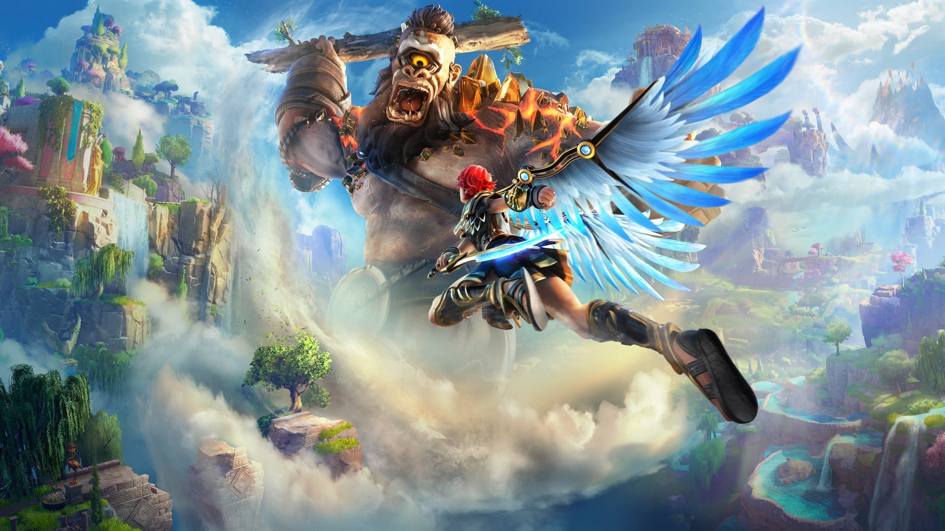 Ubisoft Immortals Fenyx Rising Out Season Pass Chinese Mythology Sound and Music Lydia Andrew