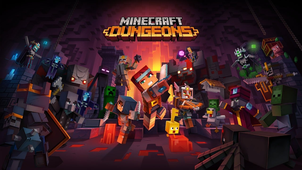 Minecraft Dungeons South Africa