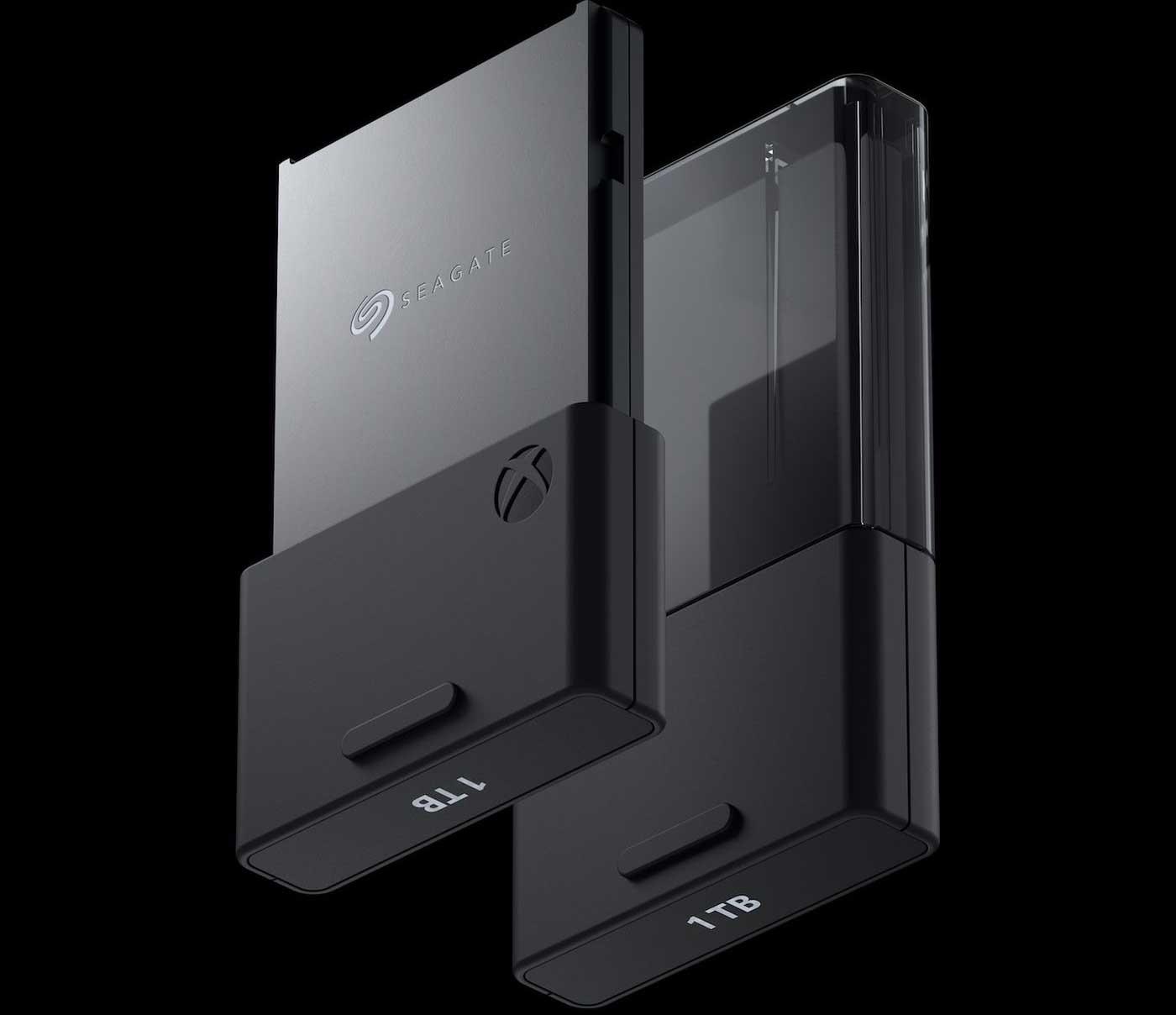 Xbox Series X 1TB Game Drive Storage Expansion