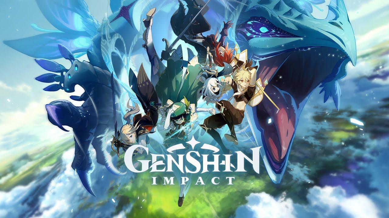 Genshin Impact PS4 iOS Android
