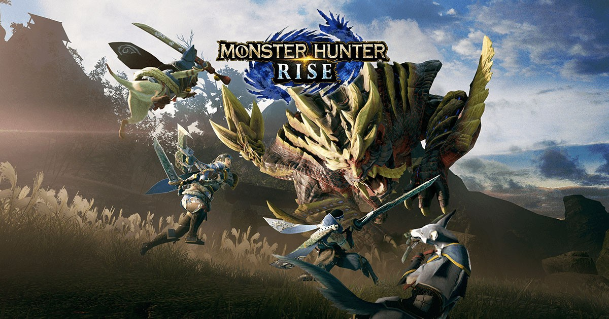 Monster Hunter Rise Stories 2 Wings of Ruin South Africa